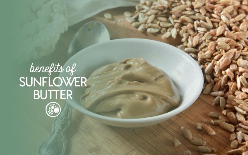 Benefits of sunflower butter